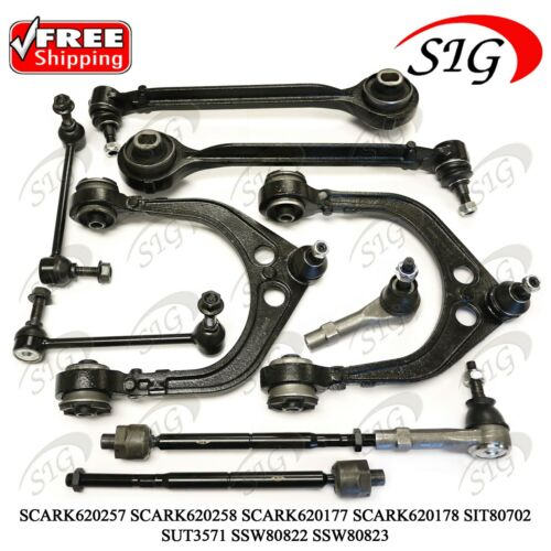 End Tie Rod For Dodge Magnum RWD New Suspension Kit Control Arms Sway Bar
