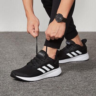 Adidas Hommes Chaussures De Course Duramo 9 Training Fitness Fashion Sport BB7066 NEUF | eBay