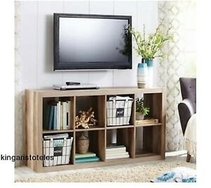 Genial Image Is Loading 8 Cube Bookcase Organizer Shelves Furniture Storage  Horizontal