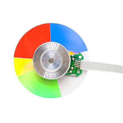 Projector Color Wheel Replacement For Optoma  HD27 HD142X HD28DSE Color Wheel