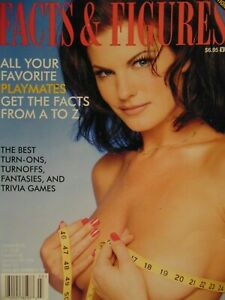 Playboy-039-s-Facts-amp-Figures-October-1997-Collector-039-s-edition-Angel-Boris-1843
