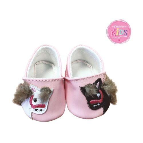 Puppen & Zubehör Schildkröt 651401033 Puppen Schuhe Pony Kleidung & Accessoires