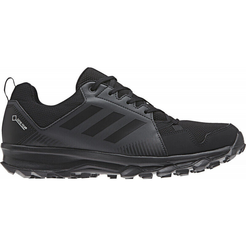 Para Hombre Adidas Terrex tracerocker GTX Para Hombre Trail Running Zapatos-Negro 1
