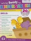 Let's Get Ready Learning Workbooks: Let's Get Ready for Kindergarten Christian Bind-Up Workbook by Kim Mitzo Thompson, Karen Mitzo Hilderbrand and Twin Sisters® Staff (2013, Paperback)
