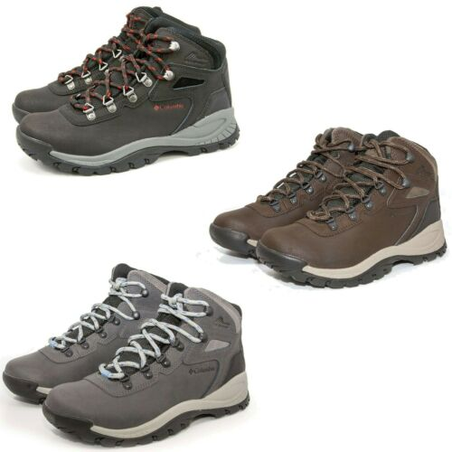 NEW Columbia Women's Waterproof Hiking Shoes Newton Ridge Plus Boots