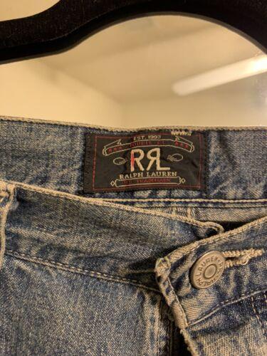 RRL baggy work vintage style carpenter jeans