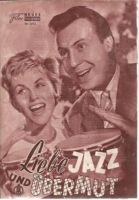 NFP Nr.    693 Liebe Jazz und Übermut ( rot )