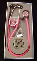 Grx Medical Cd-29 Advanced Elite Cardiology Stethoscope Hot Pink Professional