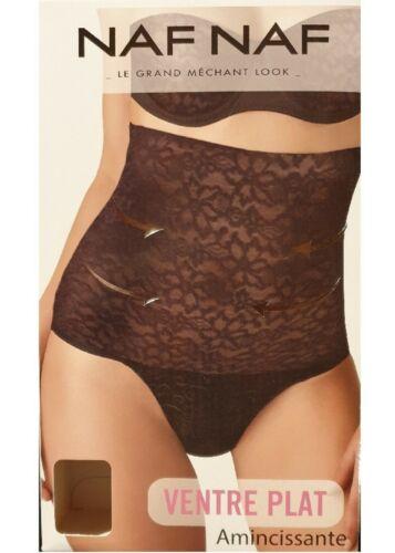 Naf Naf Culottes Femme taille haute ventre plat amincissante