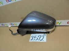 10 11 12 13 Lexus IS250 DRIVER side Mirror Used Power Gray Color #2572-A