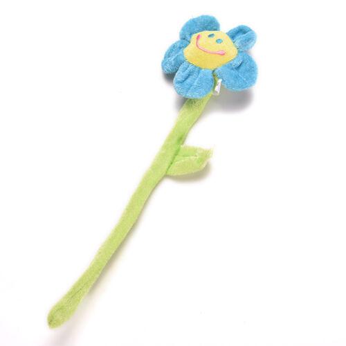 1 X fleur de Rideau en peluche décoratif fournitures embrasse flexible souple I