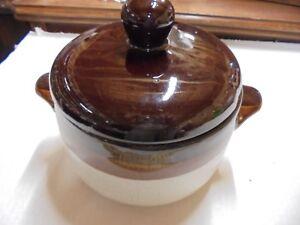 Brown Bean pot poterie-afficher le titre d`origine Eot5CkIk-09161717-291865919