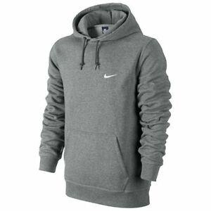 Details about Nike Mens Swoosh Fleece Hoodie Pullover Hooded