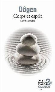 Corps-et-esprit-La-voie-du-zen-de-Dogen-Livre-etat-bon