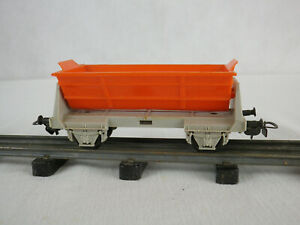 Lorenwagen-Kipplore-Spur-H0-orange-mei14