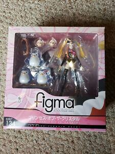 Figma 134 Tambour Mawaru Princesse Tambour Princesse De La Figure De Cristal Max Factory Us Ship