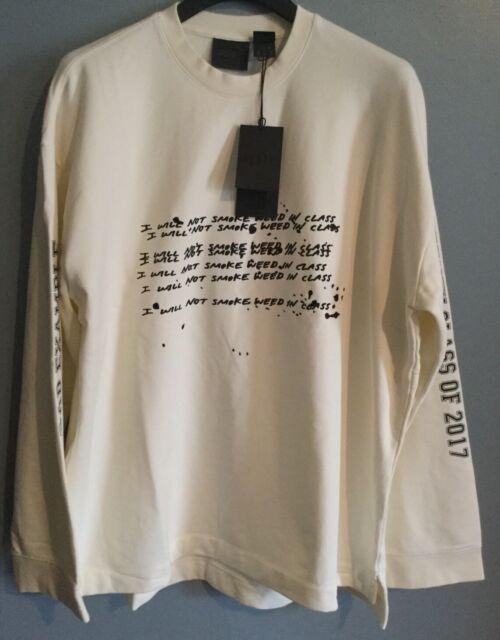 Puma Fenty Womens Vanilla Ice Top Shirt Size Medium 575871 02 Rihanna LS