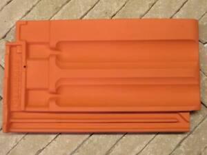 gebraucht 249 Linkskremper Handgeformt Ziegel & Pfannen Baustoffe & Holz