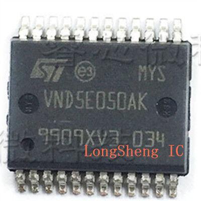 5pcs VND5E050AK Double channel high side driver