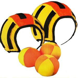 Two-Player-Target-Butt-Heads-Garden-Throwing-Game-Sticky-Hats-Outdoor-Toy-SR29