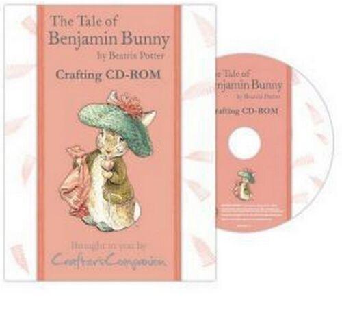 BENJAMIN BUNNY BEATRIX POTTER CD ROM
