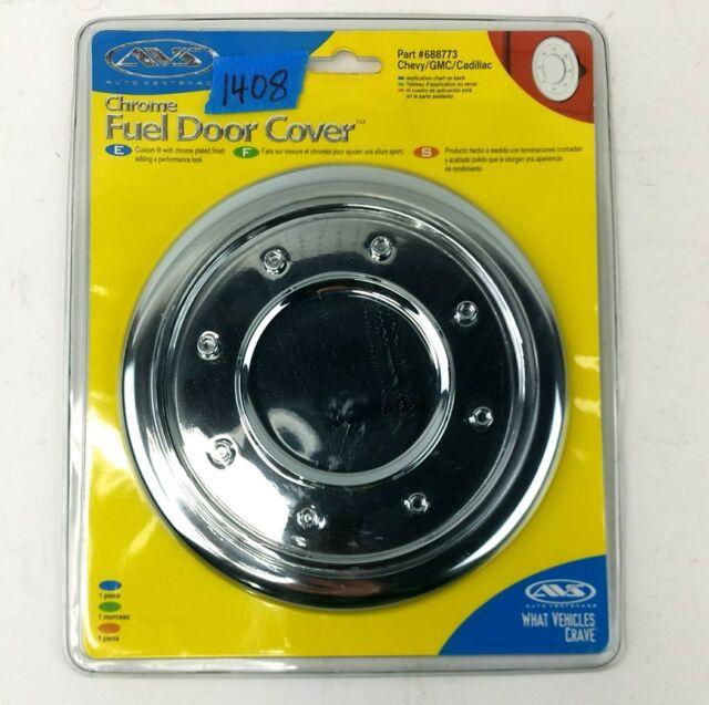 AVS Auto Ventshade 688773 Chrome Fuel Door Cover For Chevy
