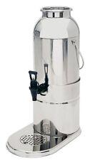 Piazza Effepi Dispenser Milk With Ice Buckets Stainless Steel