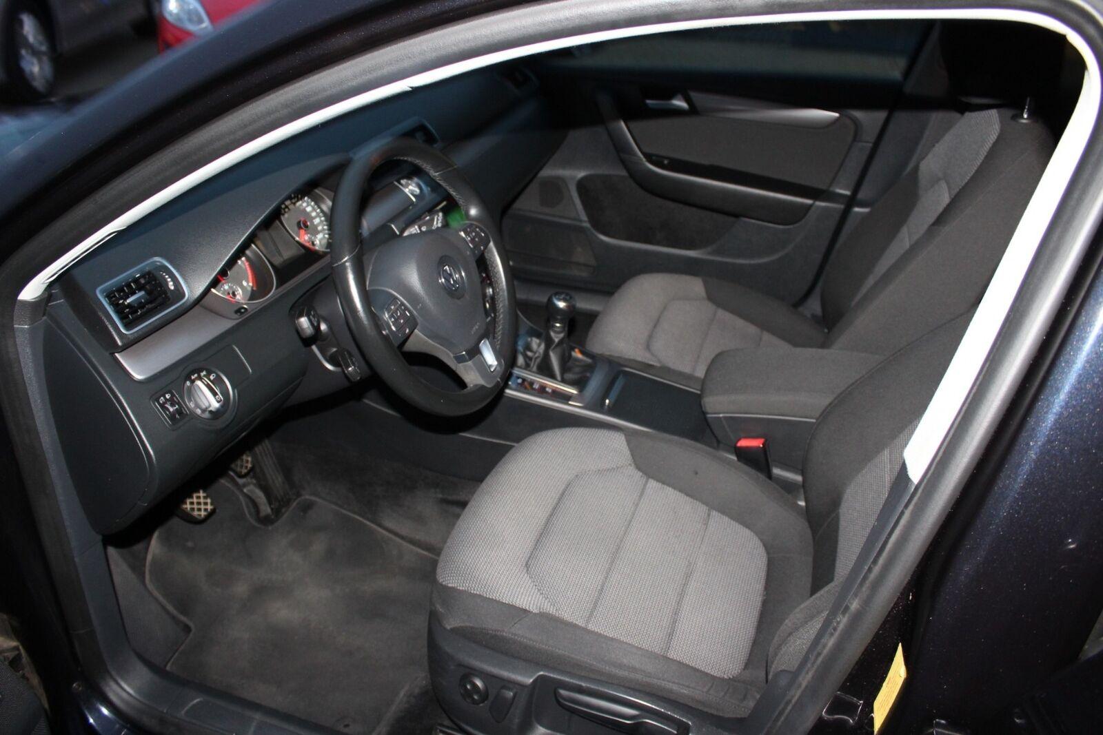 VW Passat 2,0 TDi 140 Comfortl. Vari. BMT - billede 8