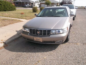 2004 cadillac SLS Seville Only 122 thousand klms