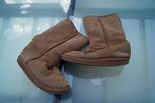 EMU Damen Winter Boots Schuhe Stiefel Stiefeletten Gr.3 / 36 braun getragen #92