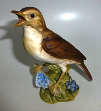 Goebel Nachtigall Vogel des Jahres 1995 erste Wahl ohne Makel Höhe ca. 15 cm