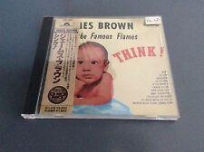 James Brown And The Famous Flames - Think! CD Japan Ed. POCP 1848 Raro!!!!
