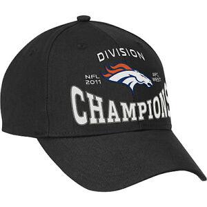 Image is loading Denver-Broncos-NFL-Football-2011-AFC-West-Division- 429707a75