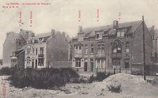 La Panne AK 1907 Boulevard de Nieuport Villas Belgie Belgien Belgique 1701510