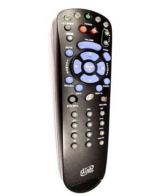 LOT 2 DISH NETWORK 3.2 IR TV1 REMOTE CONTROL 590 Bell Expressvu 1000 3200 4100