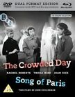 Adelphi Collection Volume 3 The Crowded Day Song of Paris Blu-ray