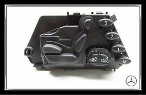 2000-2006 Mercedes-Benz W220 S500 S430 S600 S55 AMG seat HEATED switch RIGHT