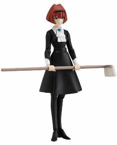 Figma 102 The Big O R. Dgoldthy Wayneright Figure Max Factory from Japan