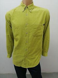 Camicia-MARLBORO-CLASSIC-Uomo-taglia-size-XL-shirt-man-chemise-maglia-polo-5548