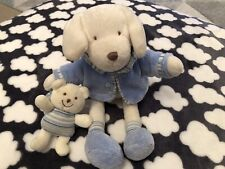 Jellycat Jelly Kitten Blue PJ Peejay Puppy dog Baby Comforter Soft Toy Soother