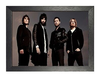 Kasabian 4 English Rock Band Poster Meighan Music Star Picture Legend Photo
