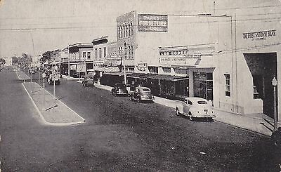 Kissimmee, FL - East Side of Broadway looking North