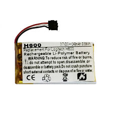 240mAh 533-000071, AHB521630, 1110 Battery for Logitech H600 Wireless Headset