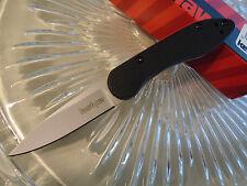 Kershaw OD-2 Flipper Open Pocket Knife GFN 8Cr13MoV 1770 Lee Williams New