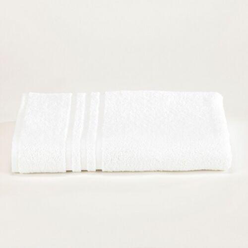 De Luxe Serviette Bain Feuille 450gsm Qualité Hôtel fil de coton 100X150cm