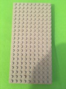 Lego Thick Base Plate//Board                10 x20 Grey