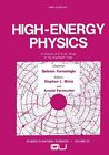 High-Energy Physics (2012, Taschenbuch)