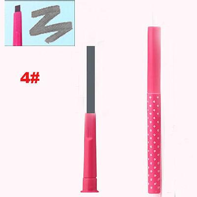 Waterproof Durable Eyebrow Pencil Eye Brow Liner Powder Makeup Tool Automatic