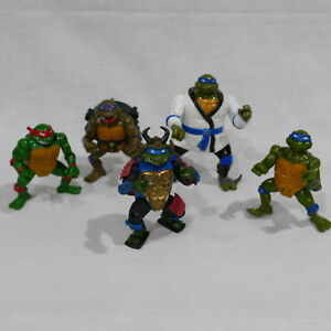5-Teenage-Mutant-Ninja-Turtles-Auto-Mutations-City-Sewer-Dropping-Head-1990-93