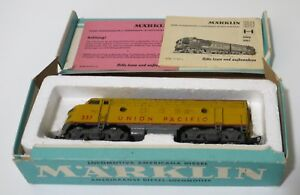 Marklin 3061 Union Pacific 337 1969
